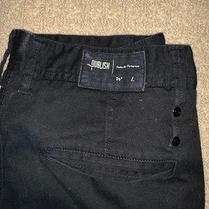 Publish Joggers black size 28